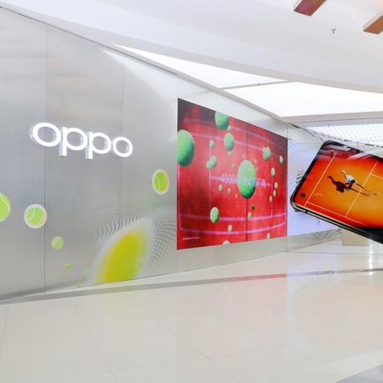 OPPO Super Flagship Store | Guangzhou