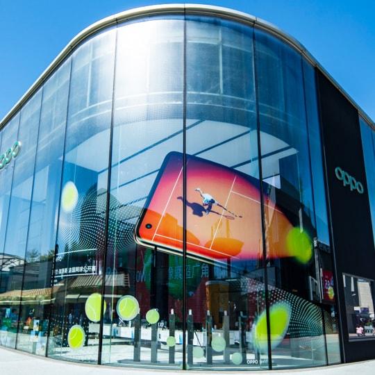 OPPO Super Flagship Store | Beijing