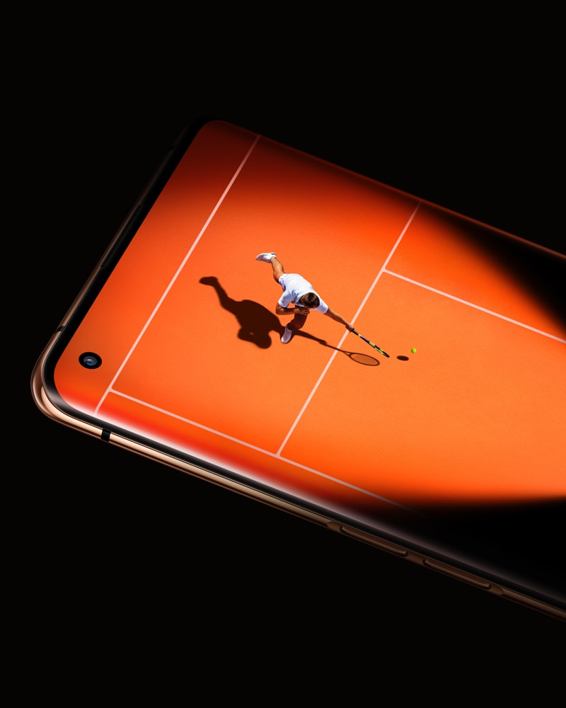OPPO and Tennis