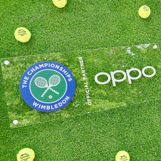 #AceTheShot OPPO and Tennis