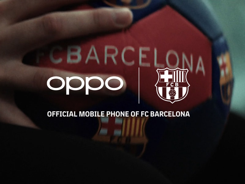 OPPO x FC Barcelona | Go for it