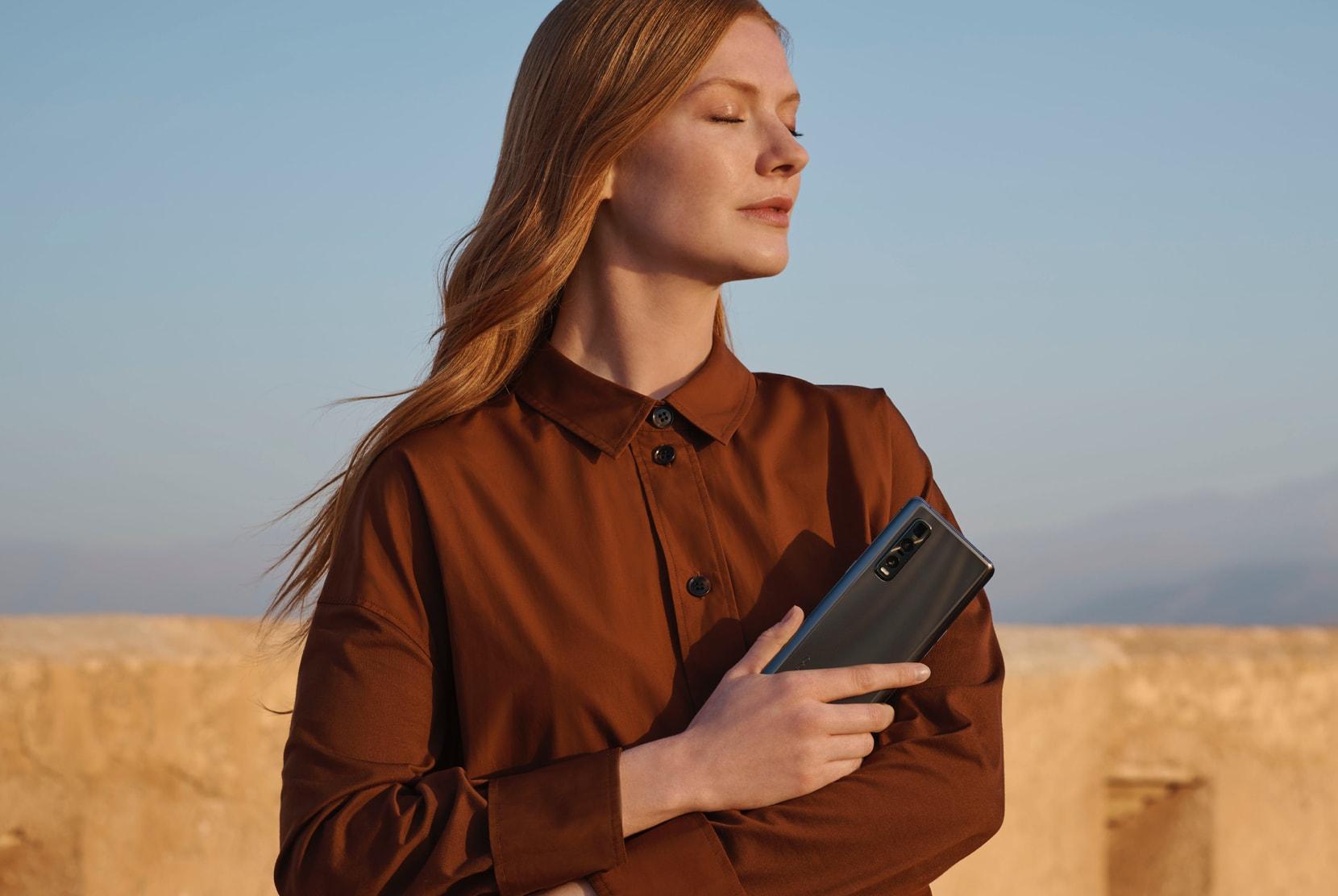 OPPO Find X3 Pro, el primer smartphone capaz de capturar y reproducir mil millones de colores, se presentará el 11 de marzo a nivel mundial