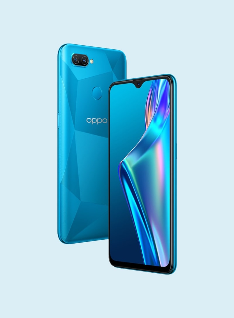 OPPO A12 Easy to Use, Keep Connected All Day