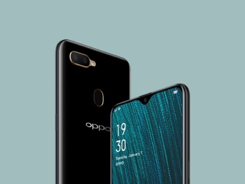 OPPO A5s Gold