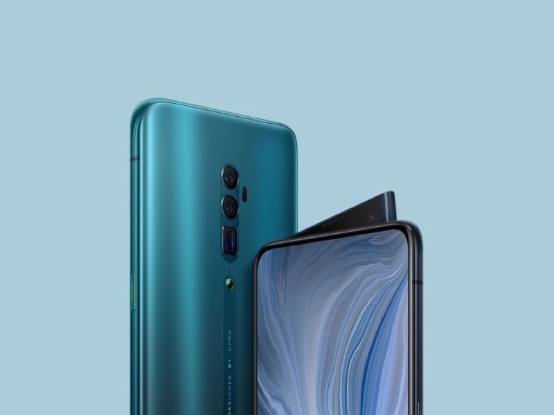 OPPO Reno FURTHER YOUR VISION