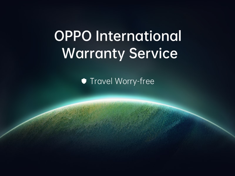 OPPO International Warranty Service