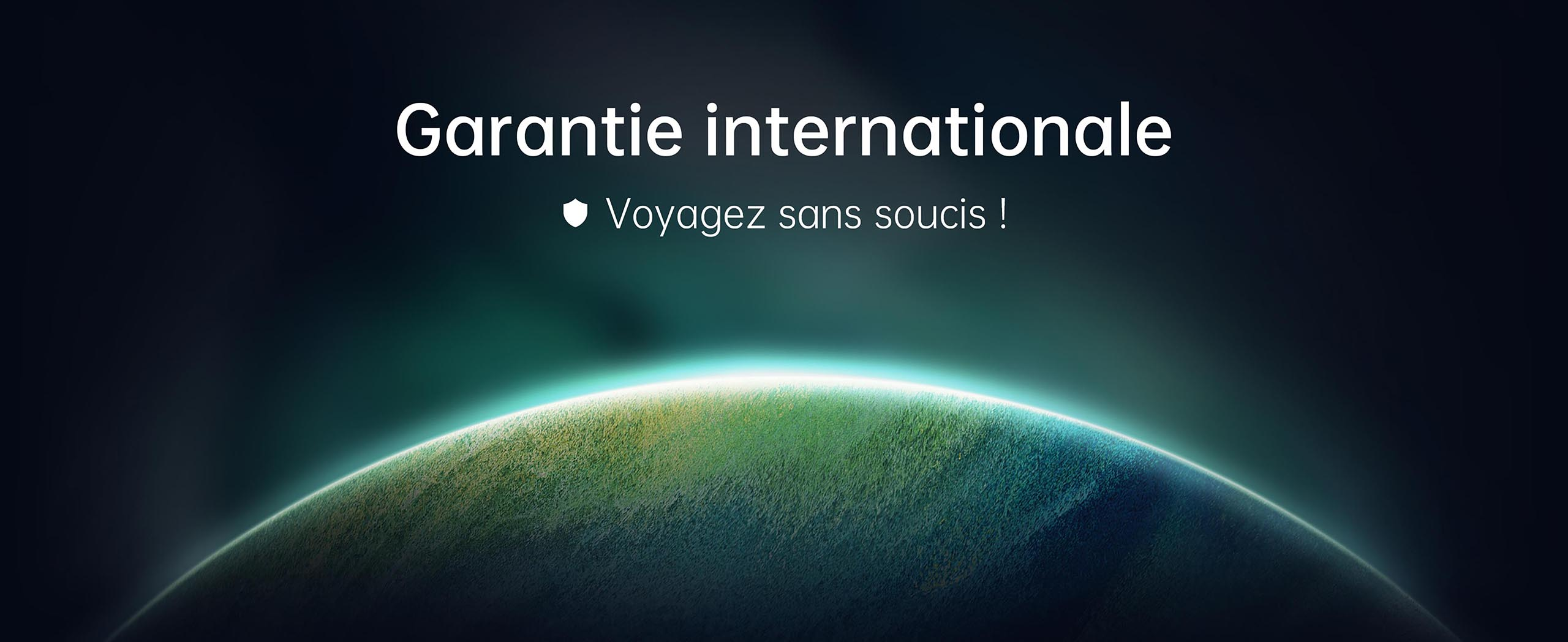 Service de garantie internationale OPPO
