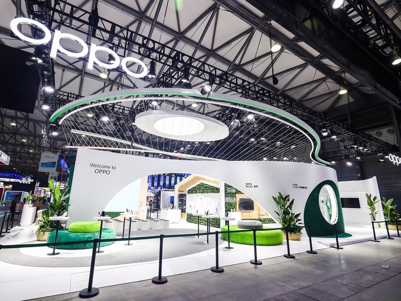 OPPO Flash Charges the Future at MWC Shanghai 2021