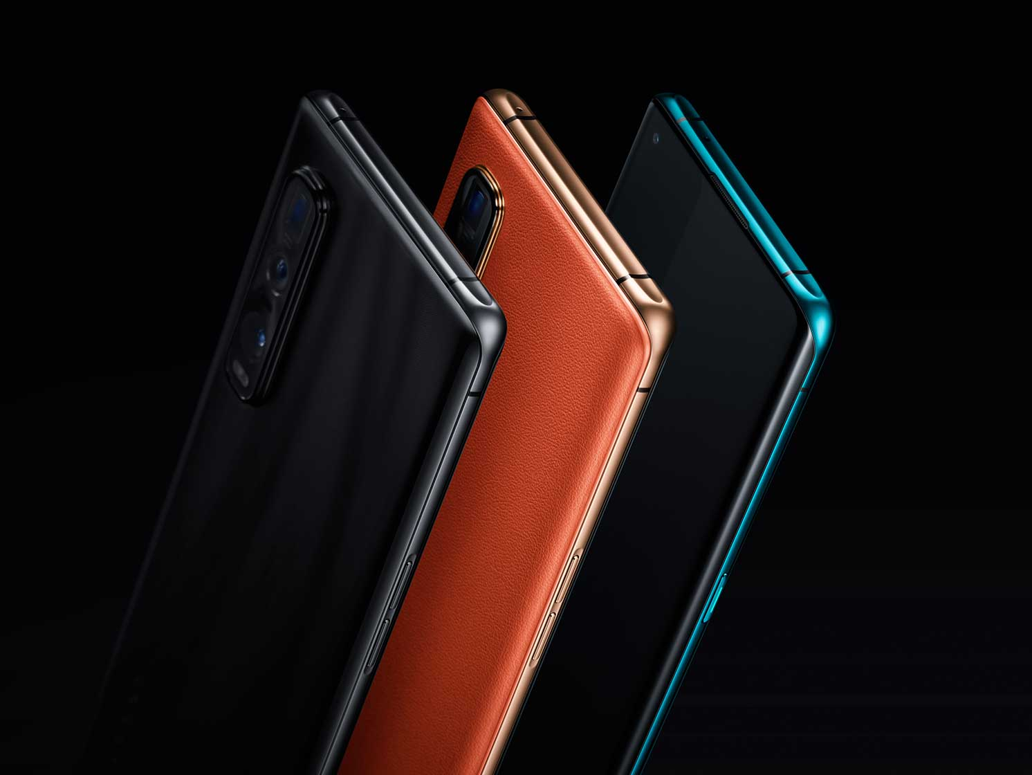 OPPO FIND X2 系列