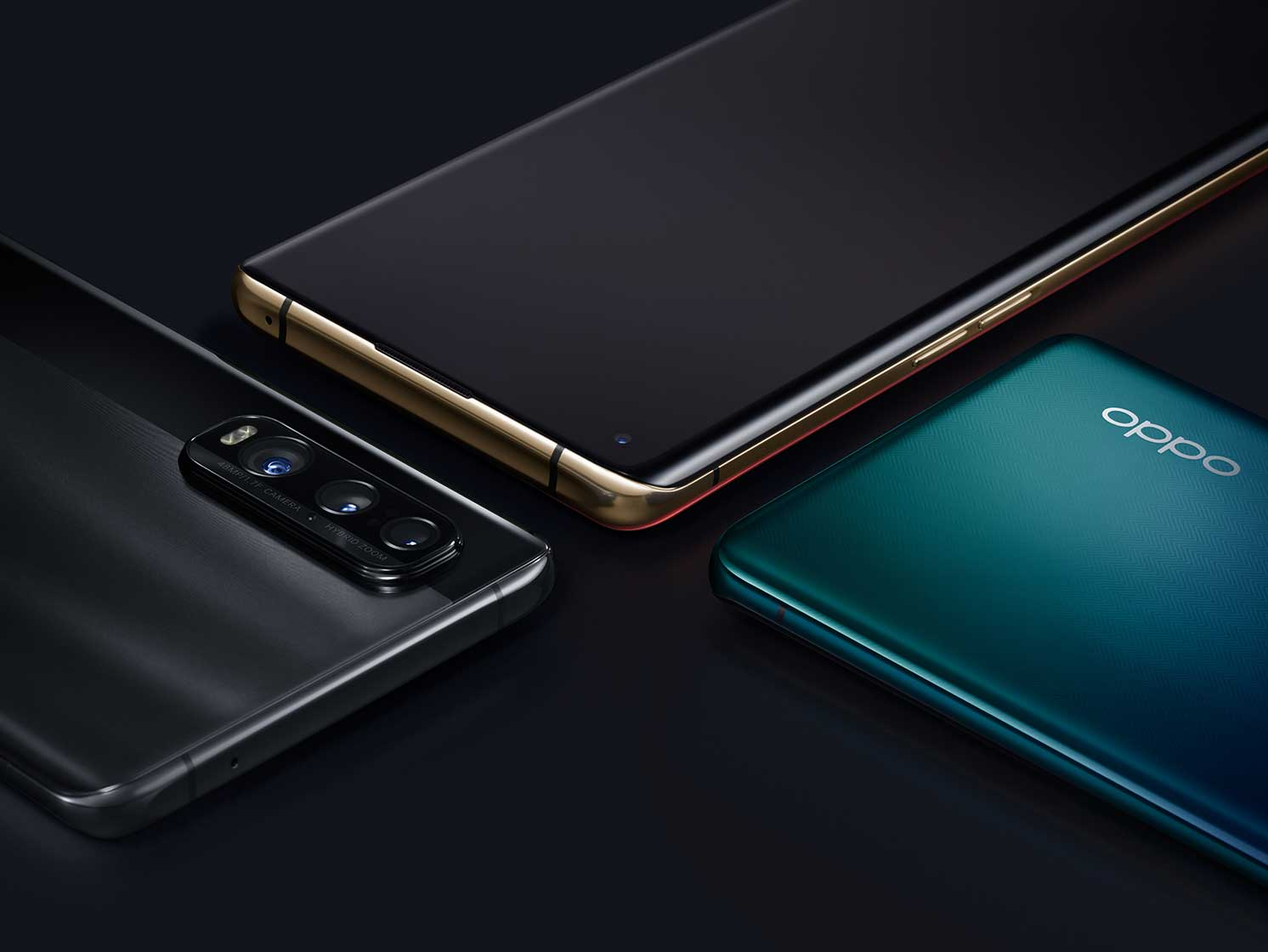 OPPO Find X2 Series: Top Grade Materials and Touchscreen Experience