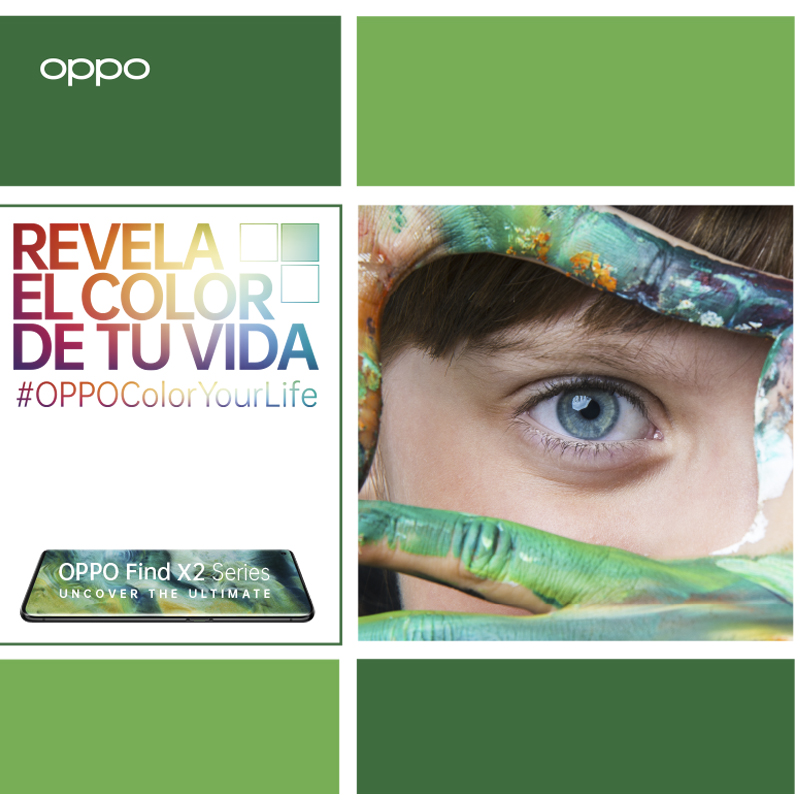 OPPO ColorYourLife