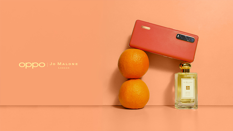 OPPO Find X2 with Jo Malone
