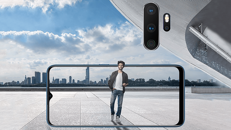 OPPO A9 2020 – Ultra Wide Angle Lens