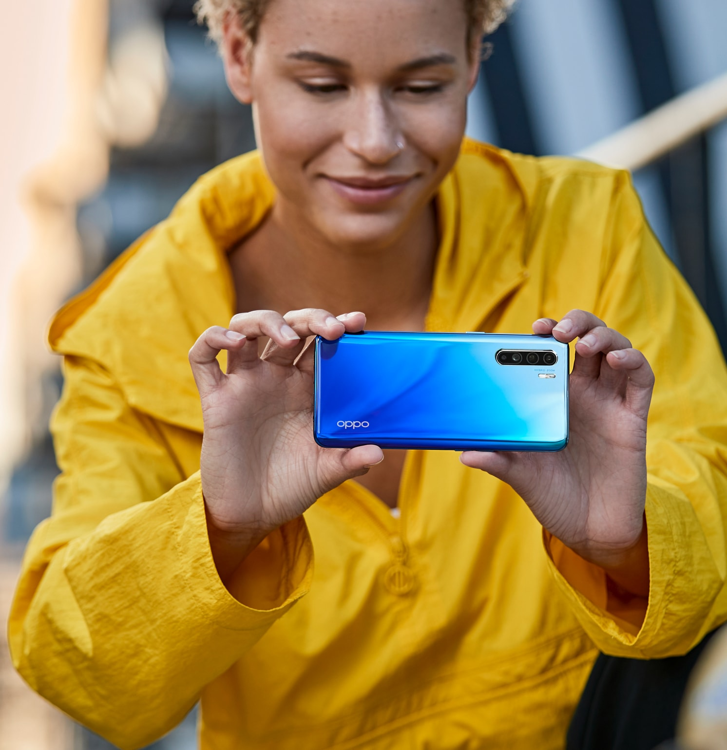 OPPO Reno3 | Clear in every shot