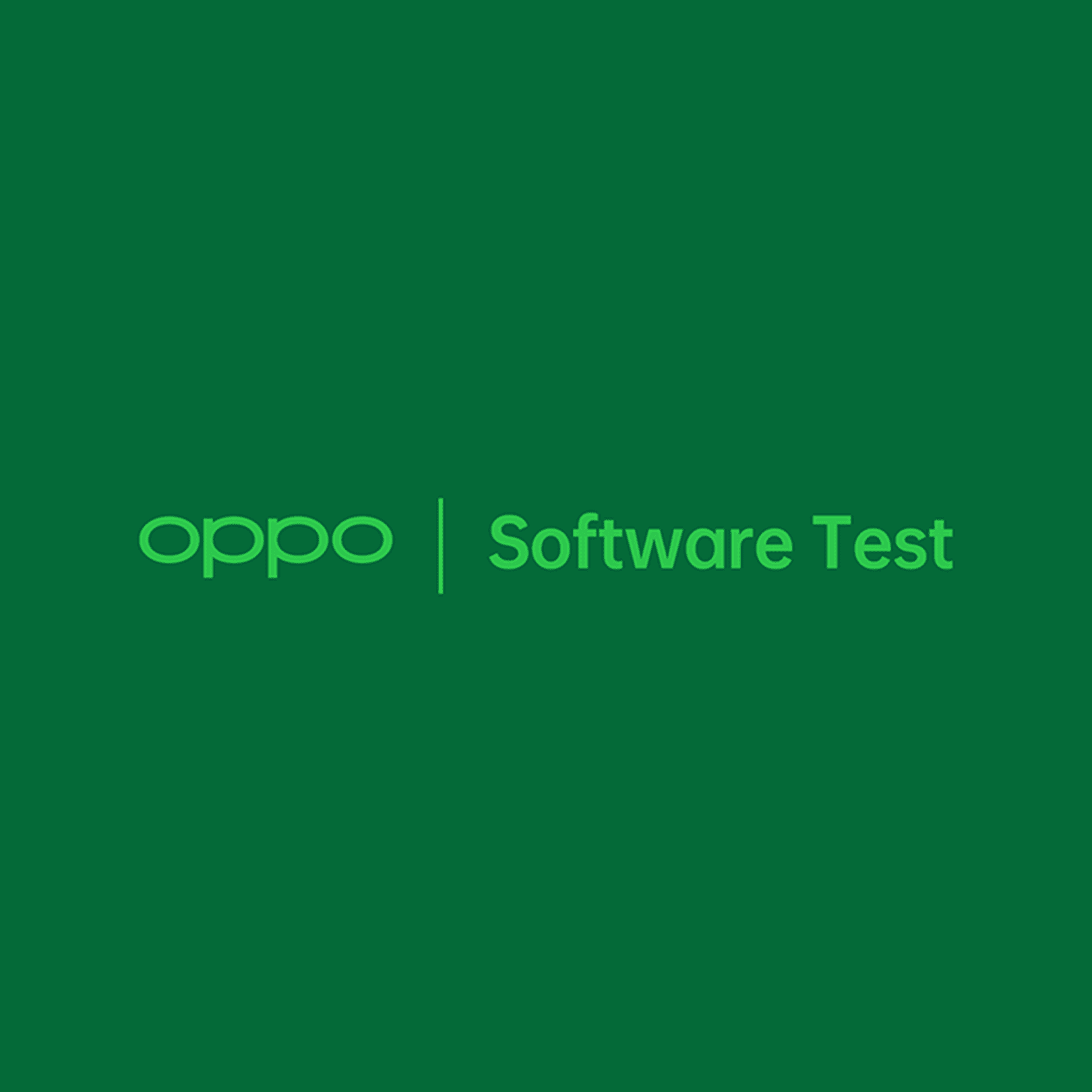 OPPO Software Test