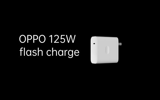 OPPO 125W VOOC Flash Charge