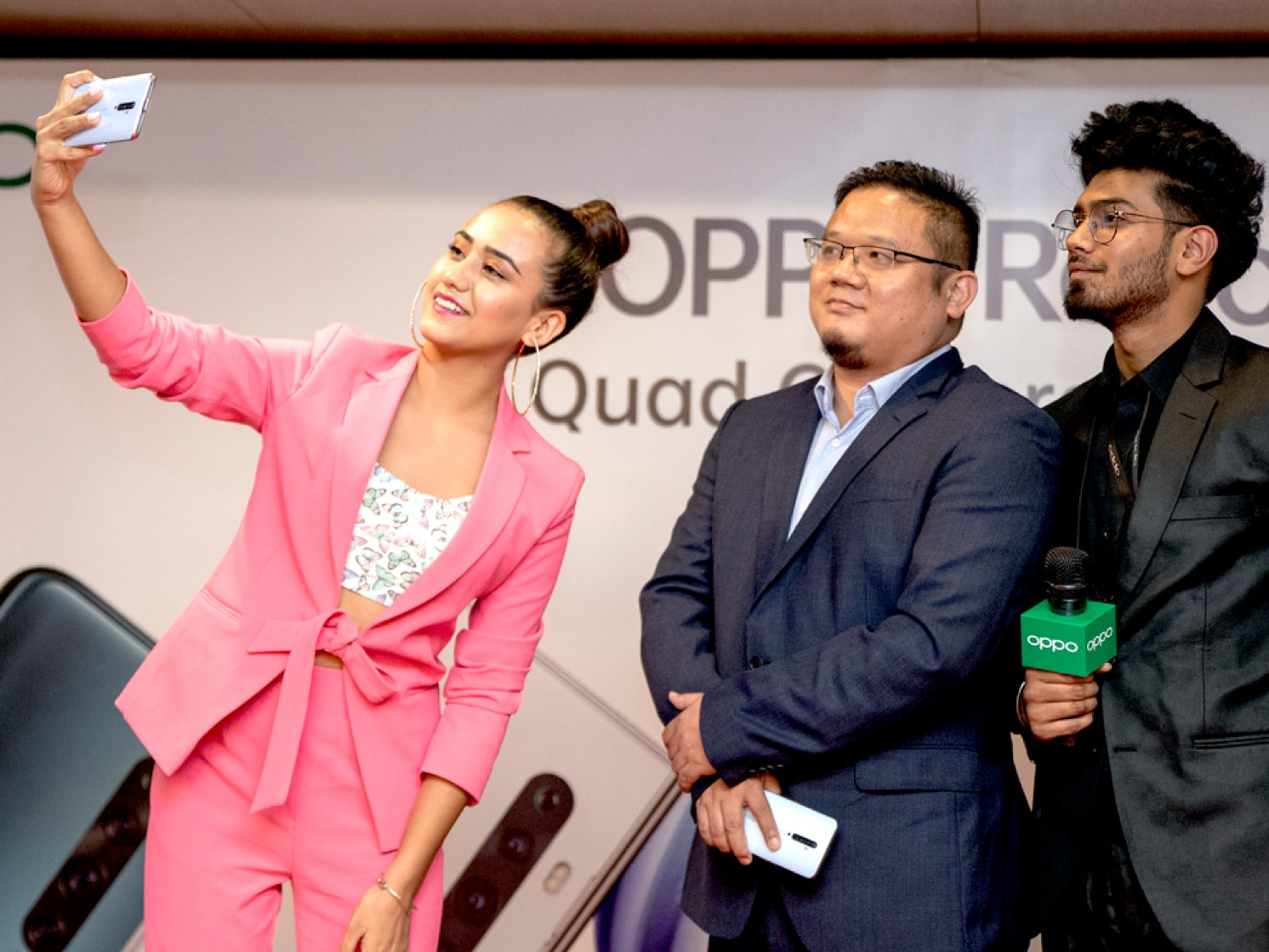 OPPO Launches Reno2 F in Nepal to Empower Users' Creativity