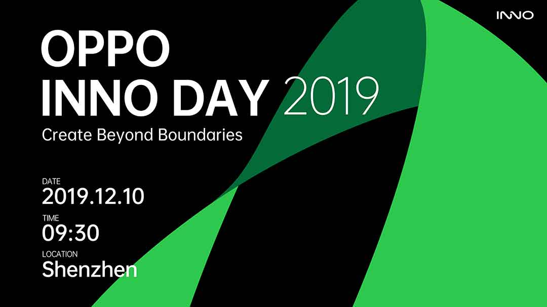 OPPO to showcase technology vision at the inaugural OPPO INNO DAY