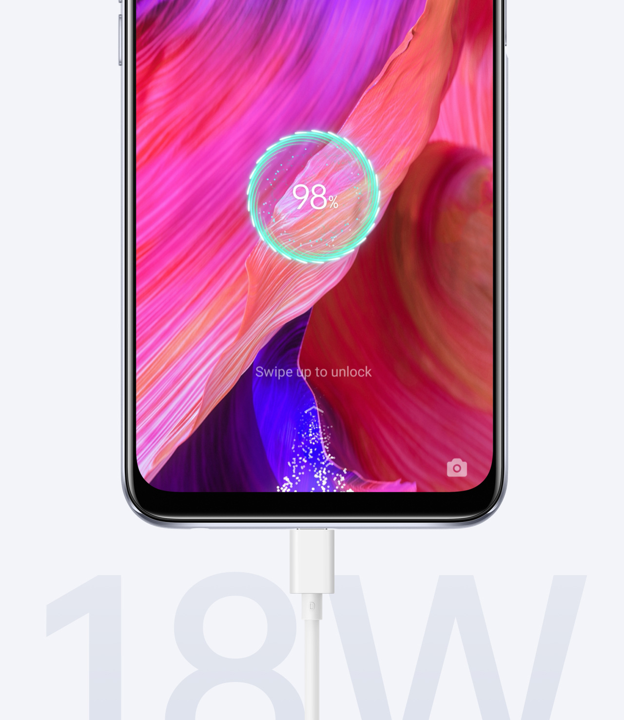 OPPO A74 5G 18W Fast Charge