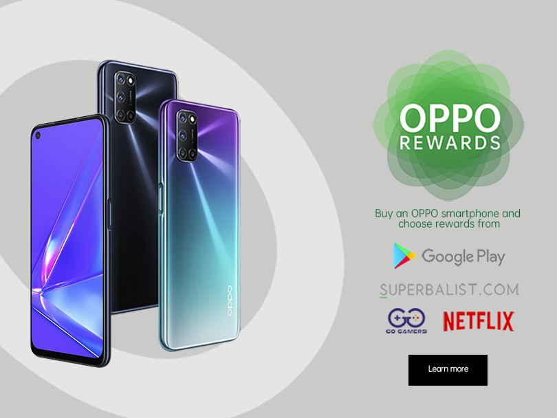 OPPO Rewards