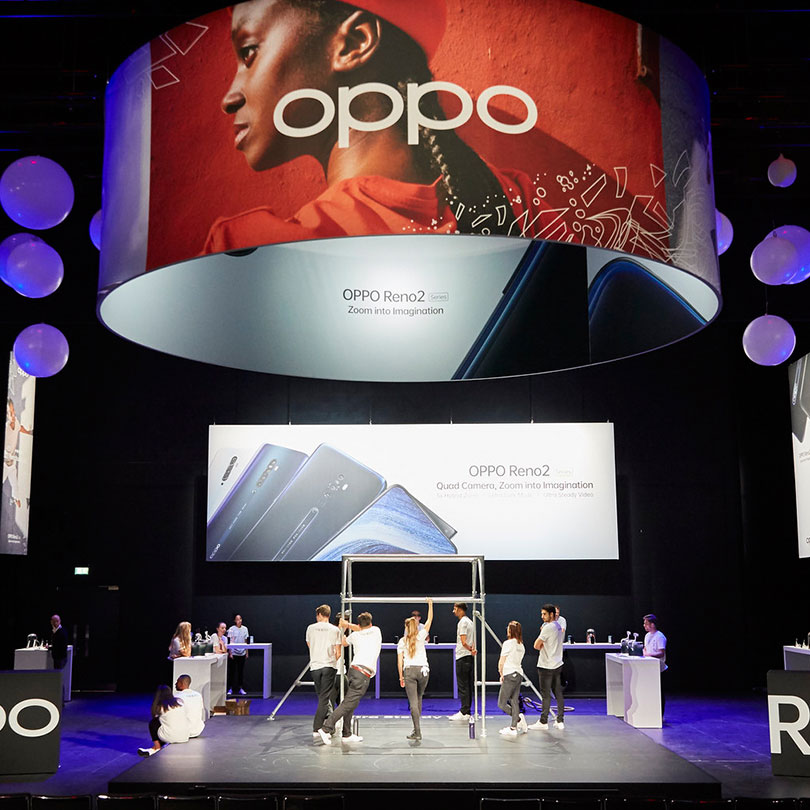 OPPO celebrates one year in the UK